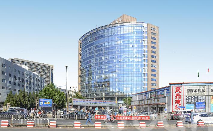 高和蓝峰大厦楼盘图片
