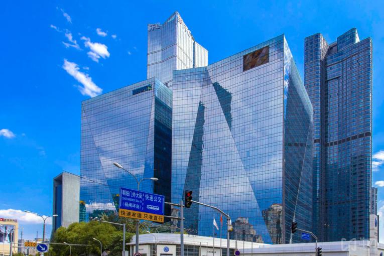 环球金融中心楼盘图片